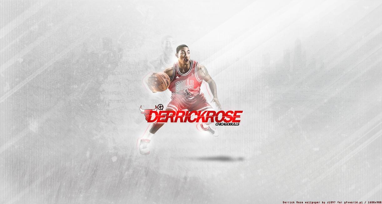 81. Derrick Rose by J1897