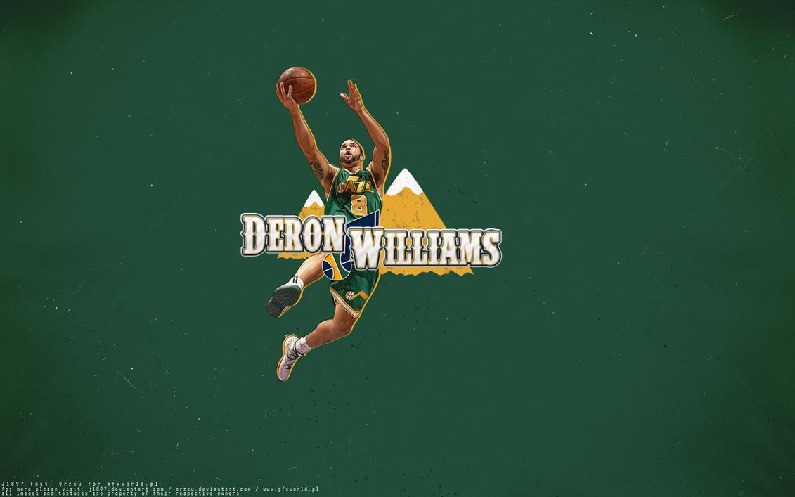 120. Deron Williams by J1897