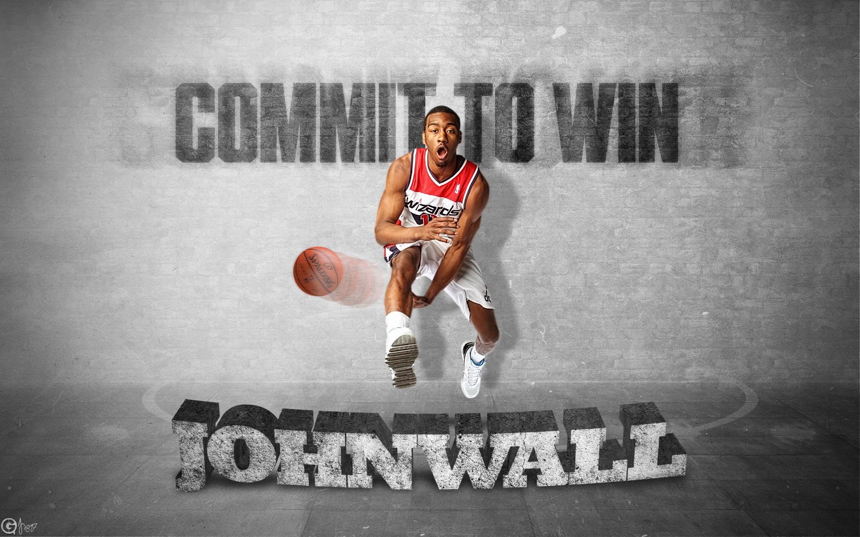 John Wall By J1897