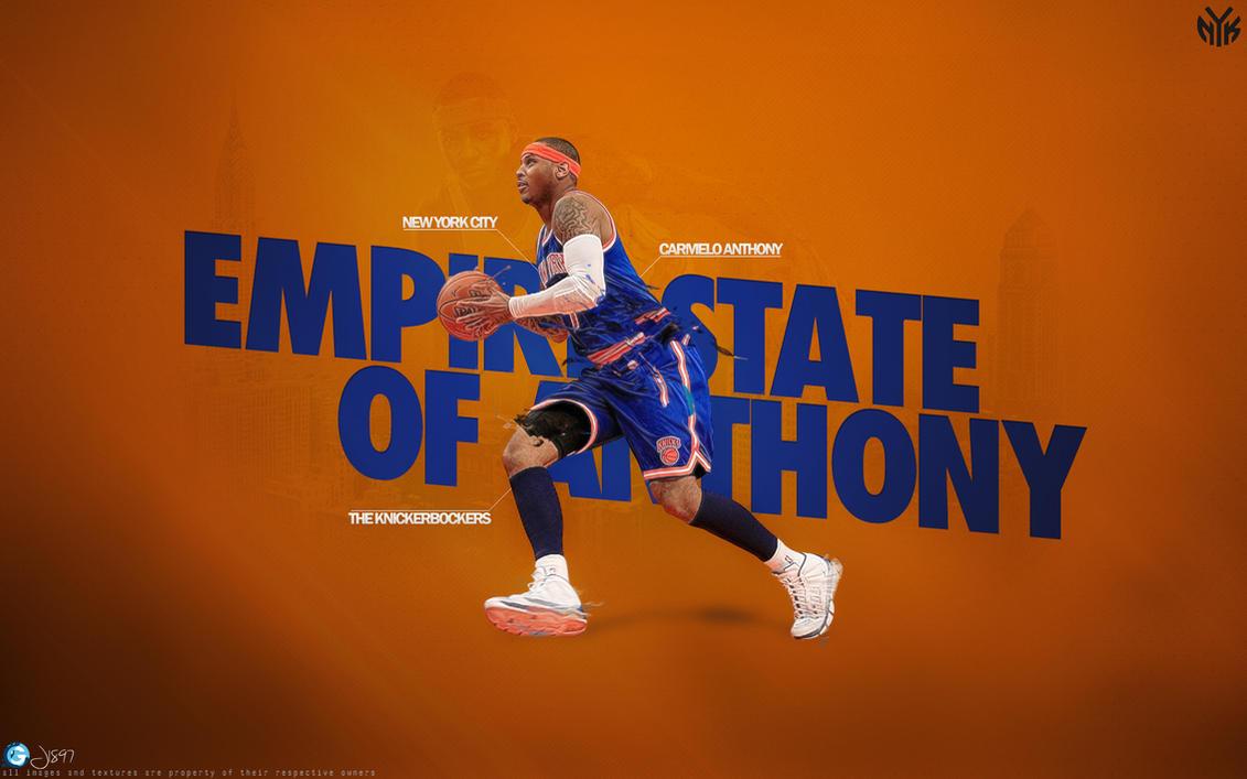 150. Carmelo Anthony by J1897
