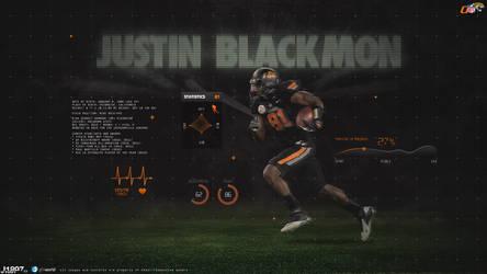 174. Justin Blackmon by J1897