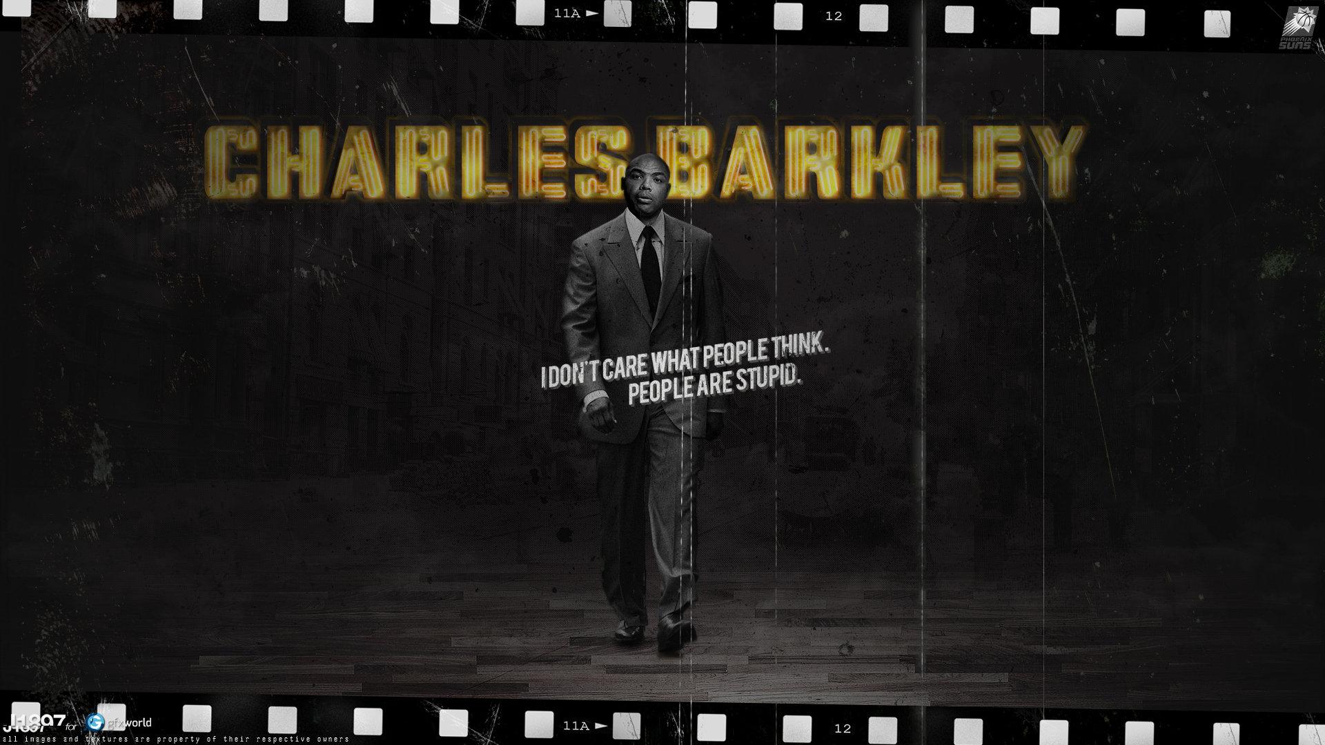 Charles Barkley Basketball Wallpapers | Charles Barkley NBA ...