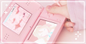 pink ds. -f2u by kittoko