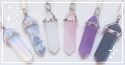crystal pendants. -f2u by kittoko