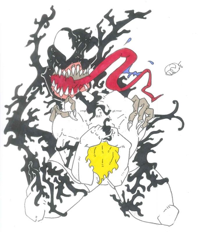 Venom (leave me alone) by Vaughn787