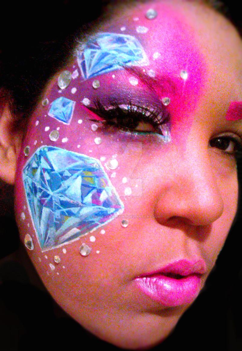 shine BRITE lika diamond! by ARTSIE-FARTSIE-PAINT