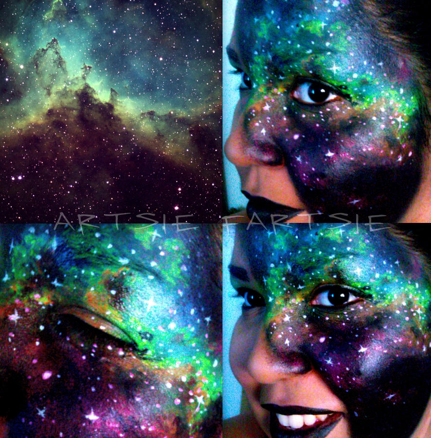 nebula face by ARTSIE-FARTSIE-PAINT