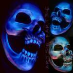 Uv skull