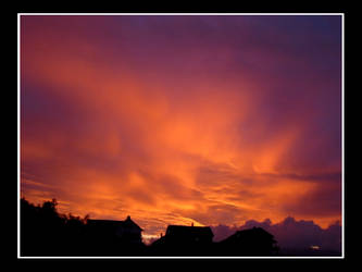 Fire clouds by hrmeyer