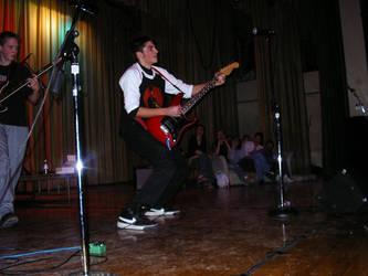 Band Night 2005: Alex 2 by cannedlizard
