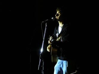 Band Night 2005: Erik by cannedlizard