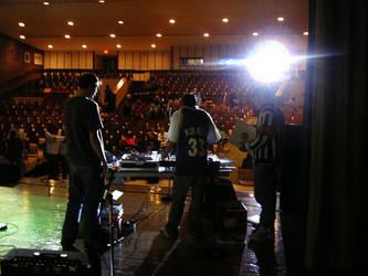 Band Night 2005: Turntablism by cannedlizard