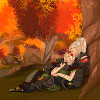Commission - Eversong Love