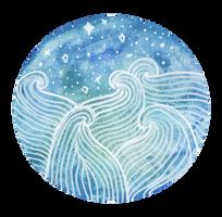 F2U | Sea button by UmieArt