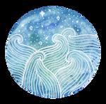 F2U | Sea button