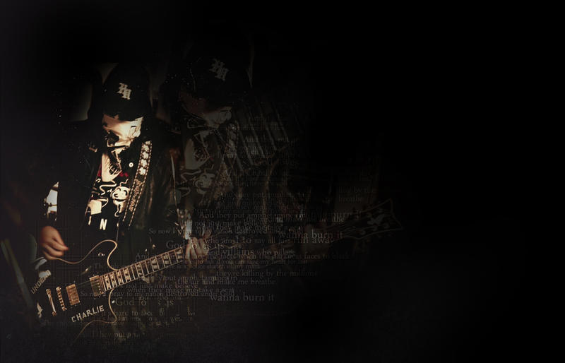 Charlie Scene Hollywood Undead By Drazhie