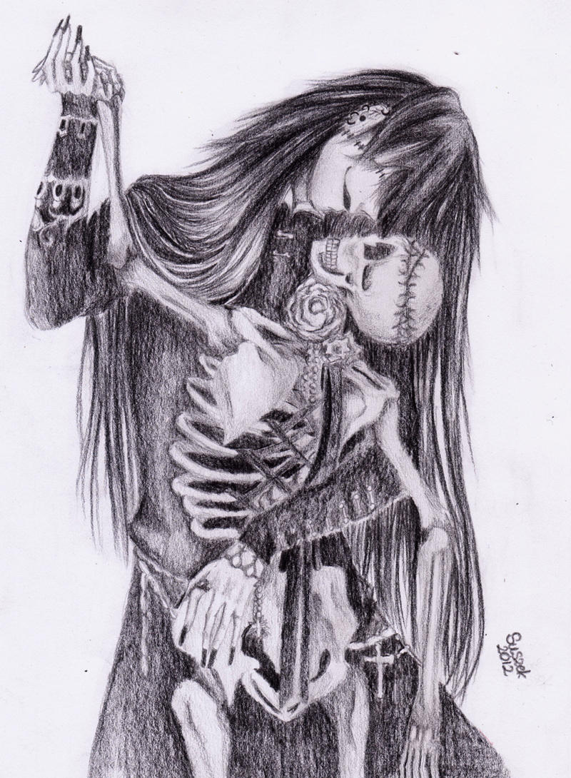 Danse macabre by drazhie on DeviantArt