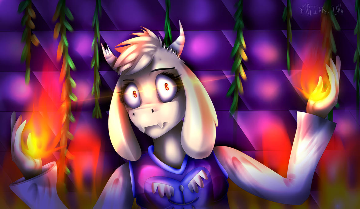 Toriel Wallpaper