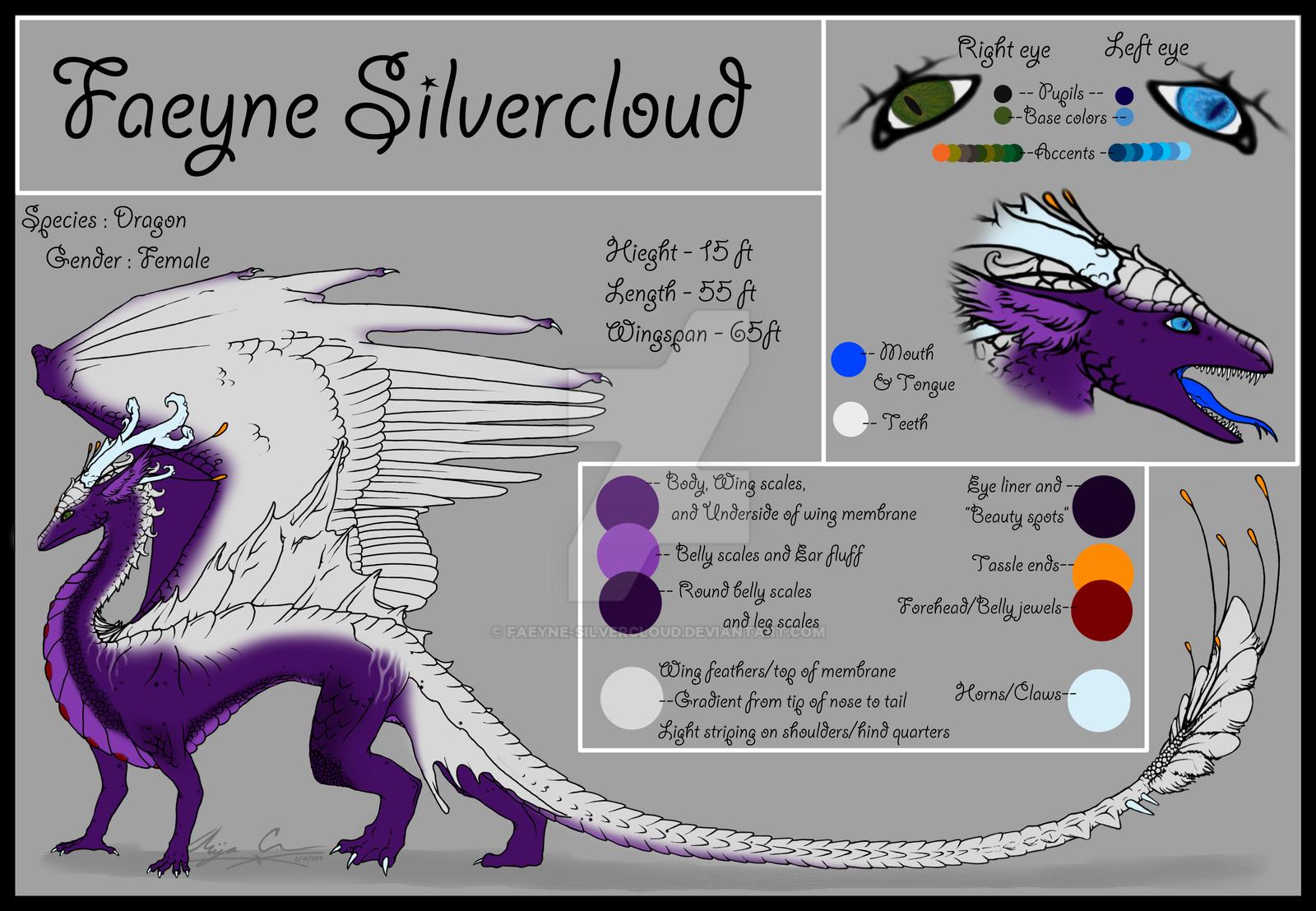 Faeyne-Silvercloud's Profile Picture