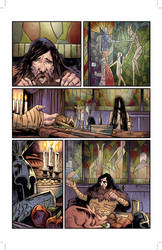 The Witcher House of Glass # 4 pg. 06