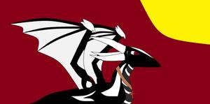 Leonidas the dragon by NightfireTheDragon