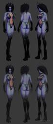 Queen Ferril - BloodRayne 2: Epilogue by skankerzero