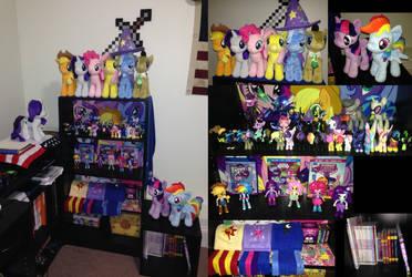 My Pony Stuff 2016