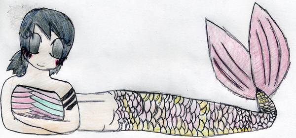 Nietomi Mermaid style