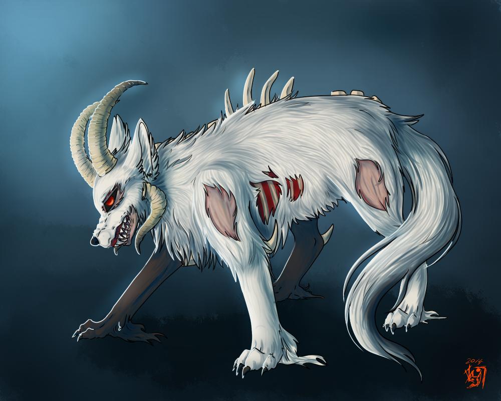 AT: Wolfblood by Erleuchtete