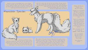 Flauschkin Species Sheet  [Retired] by EarlNoir