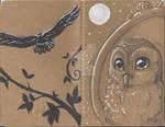 owl sketchbook