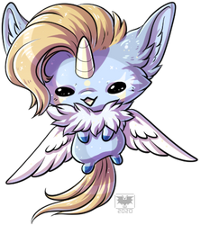 OSMO   Blobobin - Mini Pegasus closed