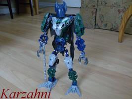 Karzahni - Pre-Mutation Form by Komodozilla