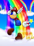 Super Ray Mario 64
