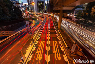 Rush Hour by Morticus13