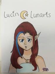Moon Elf Lucin Lunaris