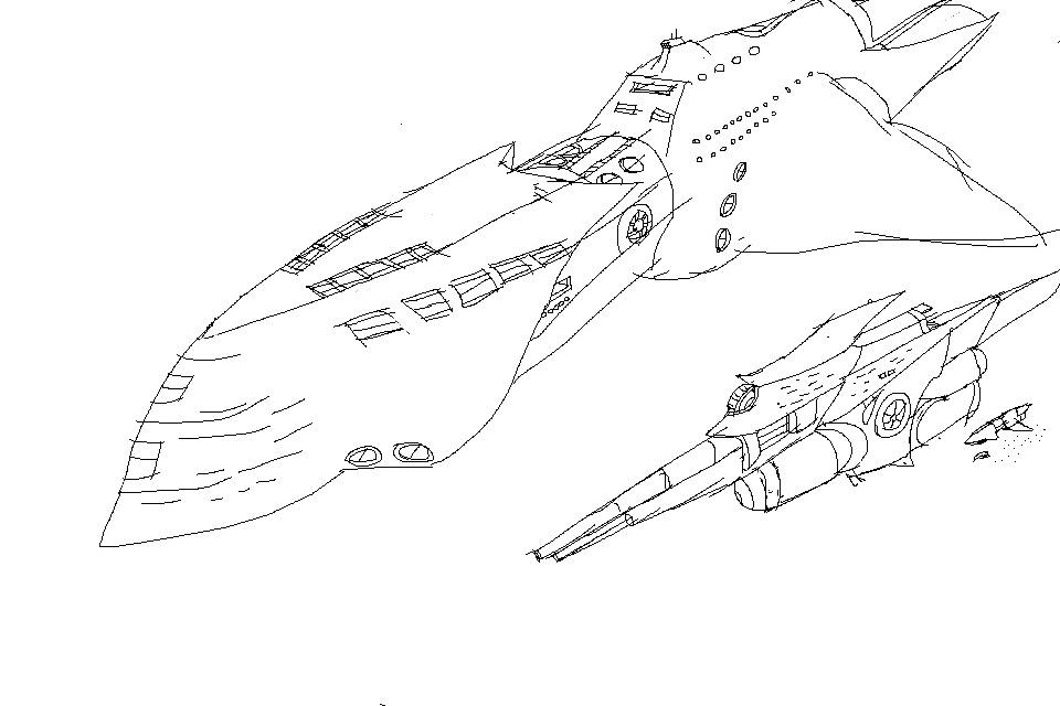 Ships #2 by E46938