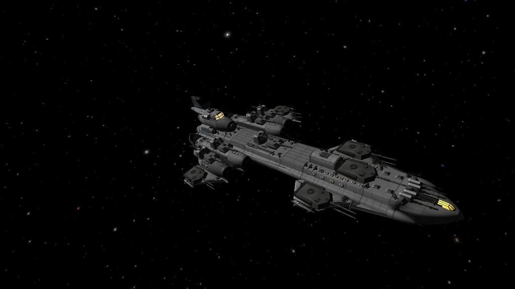 Light Frigate MkIV Orion by E46938