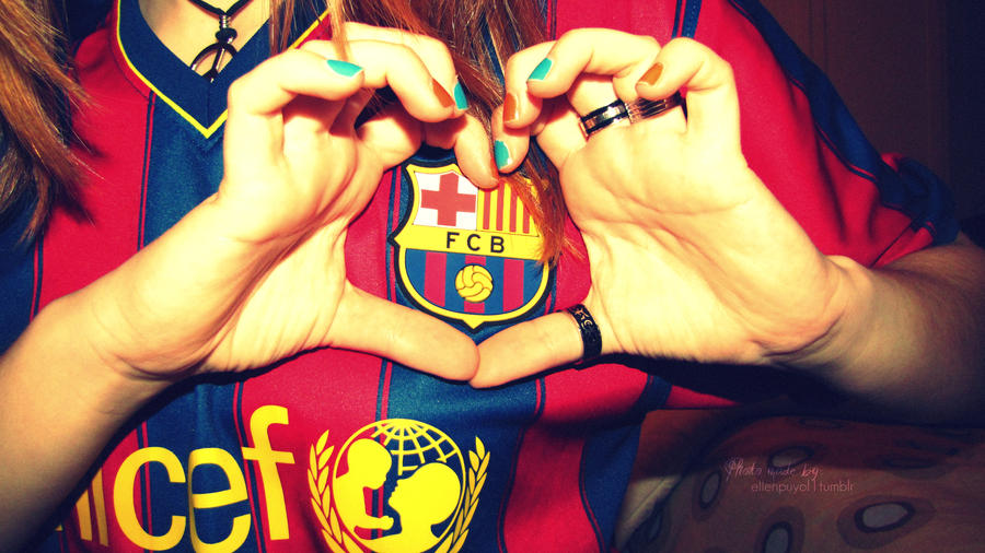Your favorite football team! Love_for_fcbarcelona__by_ellenacdc-d3ardkb