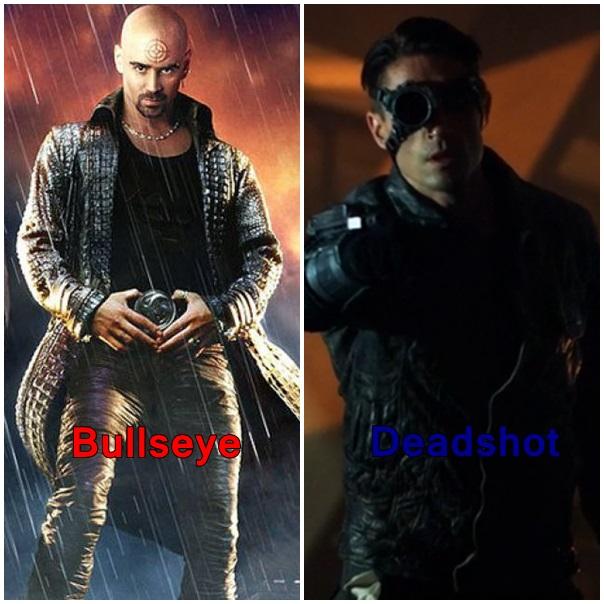 Marvel vs DC - Bullsey...