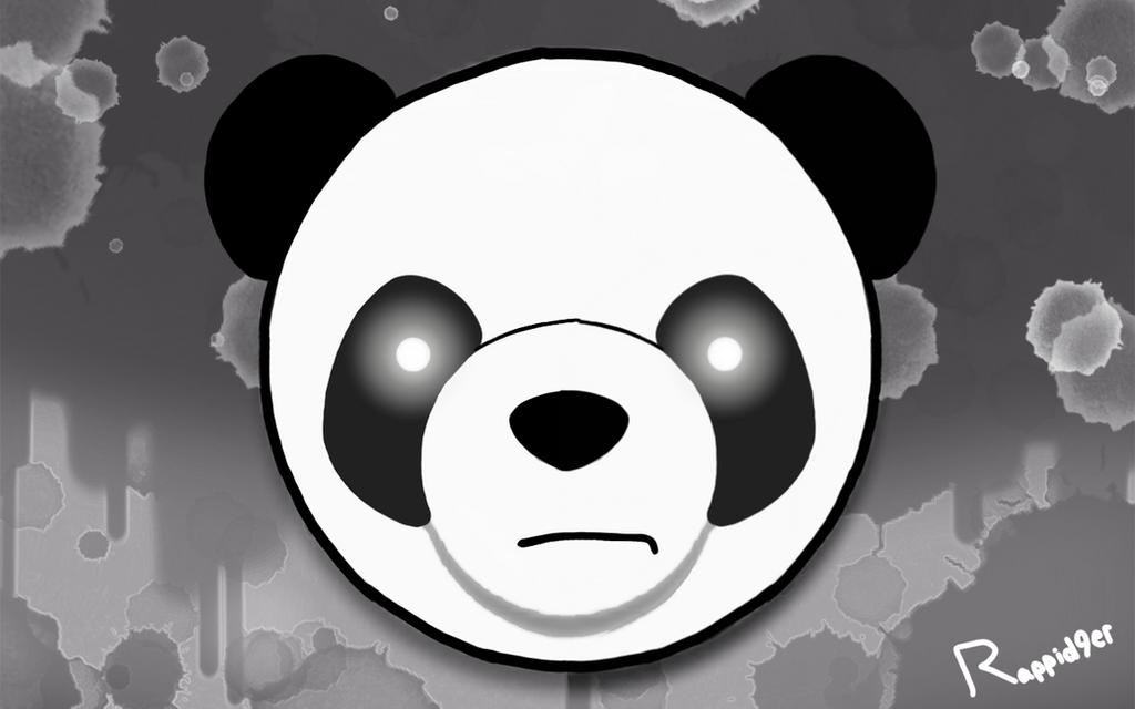 Panda by Rappid9er