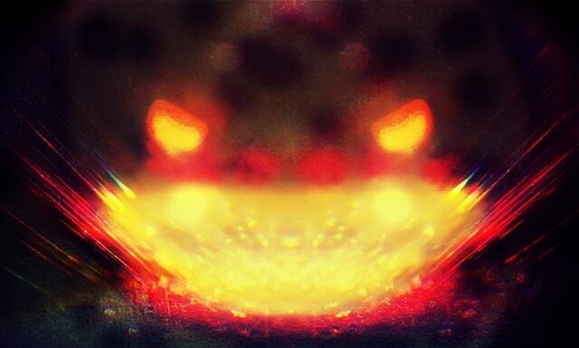 Burning logo by Rappid9er