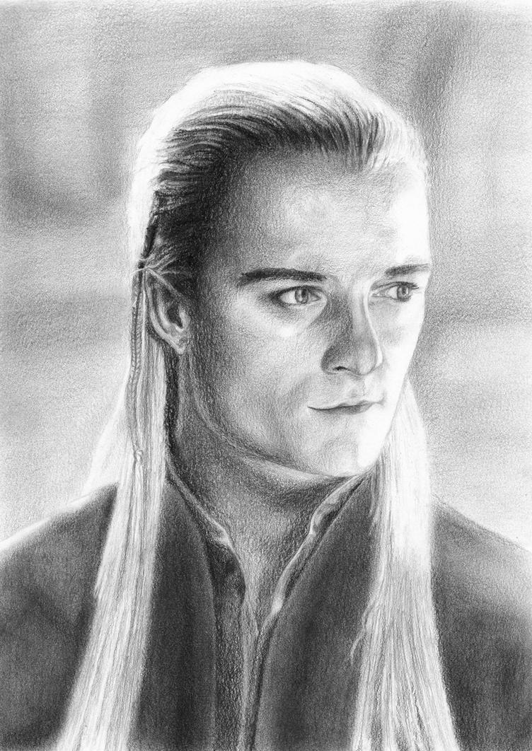 Legolas by gummyrabbit
