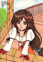 Princess Garnet by dagga19 by dagga19