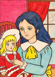 A Little Princess Sara by Dagga19
