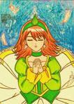 Final Fantasy III: Refia Summoner by dagga19