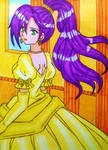 Faris Sherwiz's princess dress by dagga19