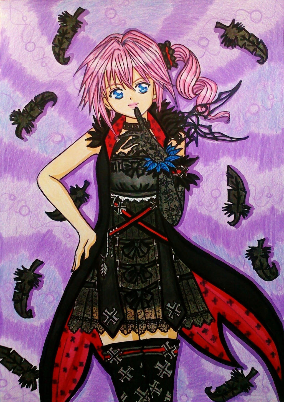 Lightning Returns: Lumina, a mysterious girl by dagga19