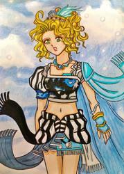 Terra Branford: Princess of Narshe