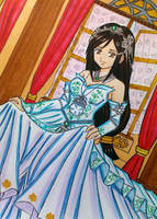 Princess Garnet Til Alexandros by dagga19